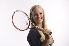 Sammi Hampton, shown, Thursday, June 6, 2013, is The Columbian's All-Region girls tennis player of the year.