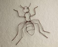 insecten van ijzerdraad - Google zoeken