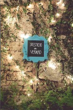 Summer solstice. Solsticio de verano. Mid summer night's wedding