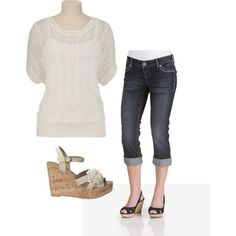 Summer Days, created by kanani-wilson on Polyvore