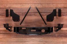 WK2 Hidden Winch Mount Winch Mounting Plate, Jeep 4x4, Jeep Grand Cherokee
