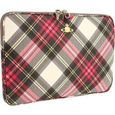 Plaid - Laptop Case