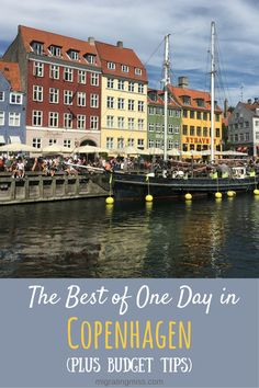 The Best of Copenhagen in One Day (Plus Budget Tips