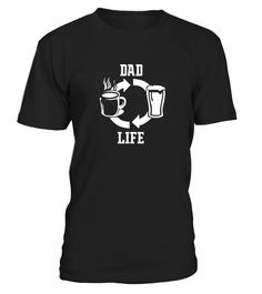 Dad Life Father Gift  #gift #idea #shirt #image #brother #love #family #funny #brithday #kinh #daughter #dad #fatherday #papa