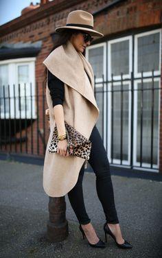 the drape waistcoat | Looks | The Stylemma