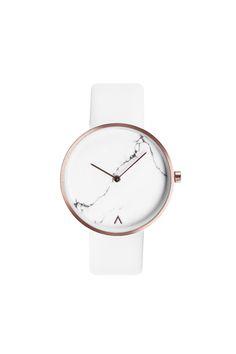 Marble Watch (Creme) | Taste