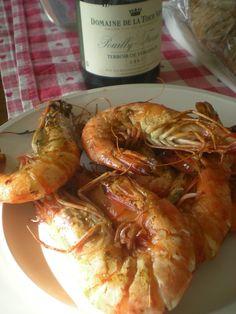 Gli Scampi a pranzo e ricordi di vita in Francia Ho scoperto questa diversa versione