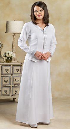 Stunning!  Satin Jacket   & Odessa Skirt