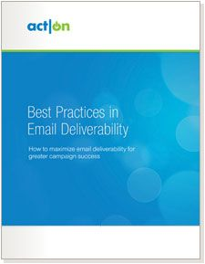 Best Practices in Email Deliverability