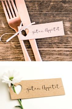 10 good appetite pendant with stamped heart kraft paper Tischdeko The post 10 good appetite pendant with stamped heart kraft paper appeared first on Hochzeit ideen. Valentines Day Decorations, Wedding Decorations, Wedding Ideas, Boyfriend Dinner, Recipe Paper, Paper Table, Paper Paper, Wedding Place Settings, Food Words