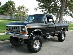 - Ford F-Series for the farm 1979 Ford Truck, Ford Pickup Trucks, Ford 4x4, 4x4 Trucks, Cool Trucks, Chevy 4x4, Ford Bronco, Diesel Trucks, Custom Trucks