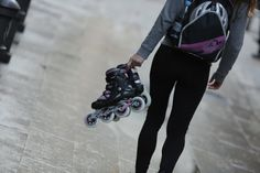 Roller blades for women are a type of exercise that improves the agility and the flexibility of the women. There is nothing amazing than rollerblading on the boardwalk in the ambient sunshine, as y. Freestyle, Roller Derby, Roller Skating, Gogo Tomago, Trekking, Film Big, Stephanie Brown, Vs The World, Scott Pilgrim