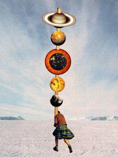 """""""Scottish Atlas"""" by Eugenia Loli on Society6."""