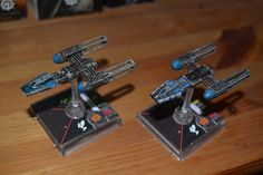 Rhino's Rebel Repaints #3 Imperial Assault, Star Wars Spaceships, X Wing Miniatures, X Wing Fighter, Star Wars Vehicles, Star Wars Games, Star Wars Ships, Star Wars Collection, Dioramas