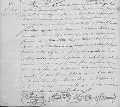 """Acte de naissance de Delphine Adélaïde dite """"Adèle"""" Souchier, née le 27 août 1832 à Romans-sur-Isère. Poétesse et auteur, entre autres, de """"Les Roses du Dauphiné"""" en 1870, """"La Fontaine du diable"""" en 1872 et """"Denise de Romans et Guillaume des Autels"""" en 1875."""