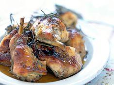 Dutch Recipes, Meat Recipes, Healthy Recipes, Meat Rabbits, Belgian Food, Good Food, Yummy Food, Rabbit Food, Carne