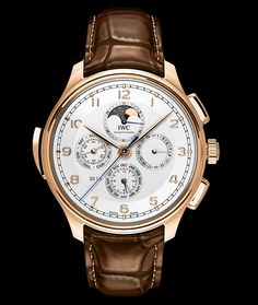IWC Portugieser Grande Complication 250 piece edition 18K Rose Gold Automatic