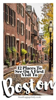 12 Of The Best Things to do in Boston On A First Time Visit boston travel guide East Coast Travel, East Coast Road Trip, New England Fall, New England Travel, New England Usa, Places To Travel, Places To See, Travel Destinations, Holiday Destinations