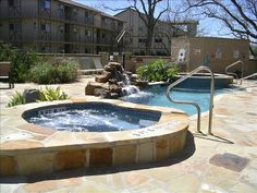 Waterwheel 'Treehouse' Condo - Great Spot on the Guadalupe!!, Heated pool and spa