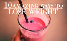 Whether summertime is approaching or you're making your New Year's resolution, losing weight is no small task. That's why I've curated an…