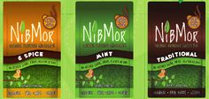 Organic Drinking Chocolate - Natural Flavor NibMor Drinking Chocolate--MSPI Safe