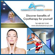 Cryotherapy has people swearing by the benefits of three minutes in a deep freeze #CryotherapyBenefits #Cryo #health #healthy   #fit   #fitness   #wholebodycryotherapy   #absolutezerocryo  #freeze #cold   #special   #discover   #dallas   #texas   #dallastexas   #DTX  #therapy #sports   #beautiful   #normatec   #cool   #bestbody   #weightloss   #loseweight   #rejuvenate   #mondaymotivation   #sportsmedicine   #painmanagement   #sale   #tryitnow