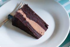 Trader Joe's Handmade Chocolate Ganache Torte: keep one stashed in your freezer! Sweet on Trader Joe's  Chocolate Ganache Torte ~