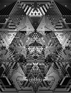 Geometrical Designs by Andy Gilmore