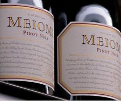 "Pinot Noir is the red wine of Burgundy, France which is now adopted and feverishly studied in every wine region.  The variety's elusive and charm has carried it to vineyards all over the world. Typically, high end Pinot Noirs bottled in Europe will stem from a single vineyard.  Where does ""Meiomi"" come from? Well, it comes from a series of vineyards all selected by Winemaker and Viticulturist, Joe Wagner."