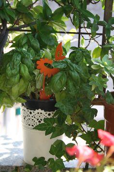 Place Holder, Natural Forms, Origami, Planter Pots, Make It Yourself, Steel, Orange, Funny, Shop