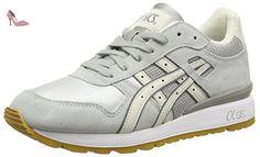 ASICS GT-II, Chaussures Multisport Outdoor Mixte adulte - Gris (Light Grey/Off 1399), 45.5 EU - Chaussures asics (*Partner-Link)