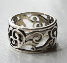 garden ring from Konder Jewelry Designs