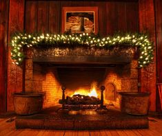 35 Cozy Cottage Fireplace Design, Warm Room Ideas
