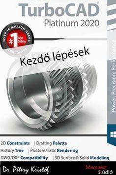turbocad_platinum_2020_kezdo_lepesek Photorealistic Rendering, Autocad, Surface, Palette, Books, Palette Table, Livros, Pallets, Book