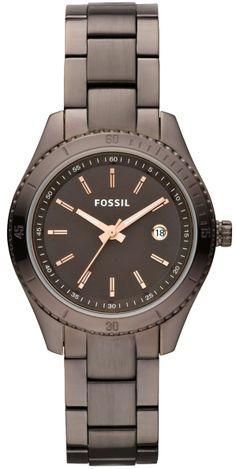#Fossil Watch , PVD Women's Watch ES3029