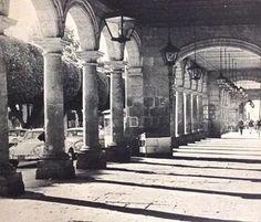 Portal Matamoros en 1966
