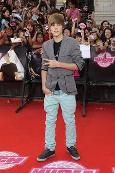 Justin Bieber Purpose - Justin Bieber Style Evolution   Teen Vogue