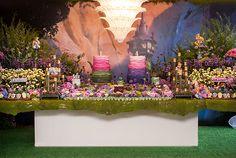 Aniversário no bosque da Rapunzel - Constance Zahn | Babies & Kids