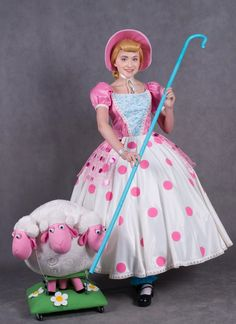 Bo Peep Cosplay from Toy Story