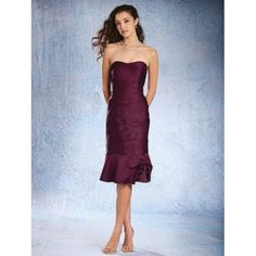 Alfred Angelo Bridesmaid Dress 7354S