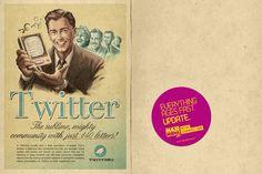 Maximidia Seminars: Vintage Twitter