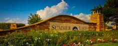 Summer Lakes - Rosenburg, Texas near Sugarland, Texas