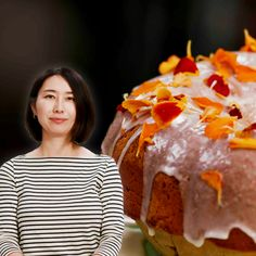 Join Rie behind the scenes at Tasty as she makes this special Jasmine Tea Cake with the help of Bounty! #QuickerPickerUpper #BountyHacks Best Dessert Recipes, Fall Recipes, Mexican Food Recipes, Vegan Recipes, Cooking Recipes, Desserts, Appetizer Recipes, Dinner Recipes, Buzzfeed Food Videos