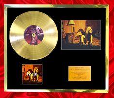 KYLIE MINOGUE GOLDEN CD GOLD DISC PHOTO RECORD LP VINYL AWARD