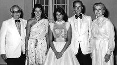 Die Aufnahme ihrer fürstlichen Familie (Fürst Rainier III., Caroline, Stéphanie, Albert und Gracia Patricia) im Monte-Carlo Beach Hotel vom 17. Juli 1982 ist eine der letzten mit der Fürstin. Am 14. September verunglückte sie tödlich.
