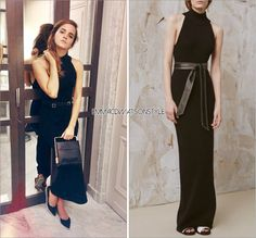 Second day of ' Regression' promotion | August, 27th 2015. Edun Resort 2016 Dress