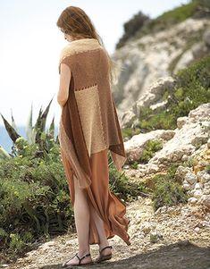 Book Woman Concept 3 Spring / Summer | 34: Woman Vest | Beige / Camel / Dark brown
