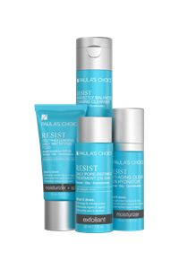 Resist+Trial+Kit+for+Wrinkles+++Breakouts+#paulaschoice+#fragrancefreeproducts+#crueltyfreeproducts