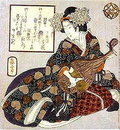 Viewing Japanese Prints: Metallic Pigments on Ukiyo-e Woodblock Prints