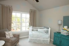 Nursery at Sterling on the Lake - Tipton Homebuilders Flowery Branch, Cribs, Building A House, Georgia, Floor Plans, Nursery, Bed, Furniture, Home Decor